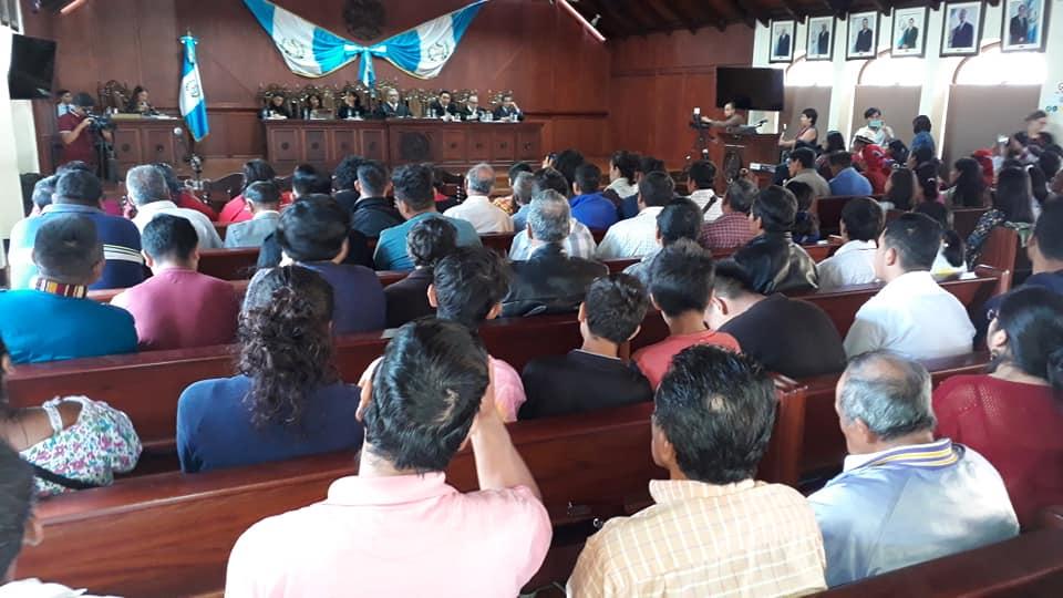 Foto: Multisectorial de San Juan Sacatepéquez